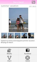 Screenshot of Couple Photo Diary (Free)