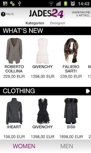 JADES24 Shopping App