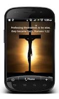 Screenshot of Bible Verses Wallpaper - Lite