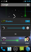 Screenshot of Shades