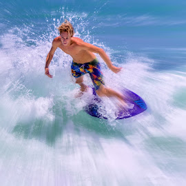 Skimmer by Courtland Roberts - Sports & Fitness Surfing