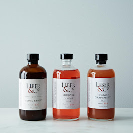 Liber & Co. Syrup & Shrub Collection