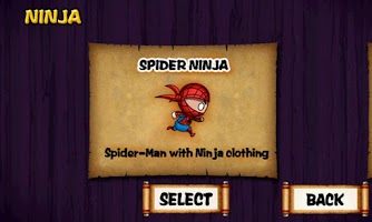Screenshot of Yoo Ninja! Free