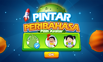Screenshot of Pintar Peribahasa