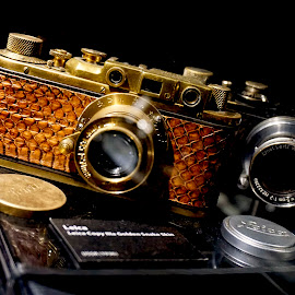 Antique Leica by Norman Tan - Artistic Objects Antiques ( camera, leica, lens, antique,  )