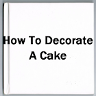 How To Decorate A Cake icon