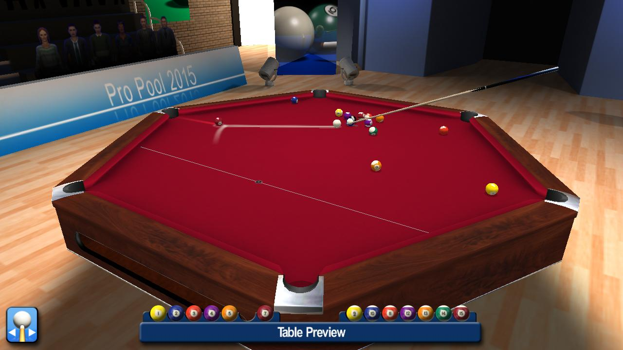 Pro Pool 2015 Screenshot 14