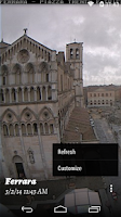 Screenshot of Muzei Webcam