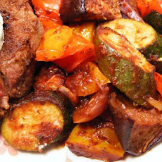 Jan's Roasted Mediterranean Vegetables