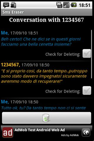 Handcent SMS Italian Language 5.05 APK Download ... - APK20