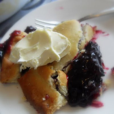 Deep Dish Black Currant Pie