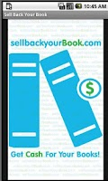 Screenshot of SellBackYourBook - Sell books