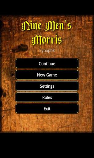 Nine Men's Morris