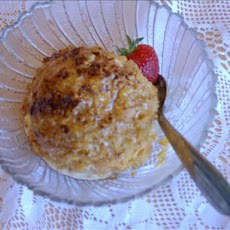 Deep-Fried Ice Cream