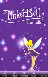 TINKERBELLE THE TAILOR - screenshot