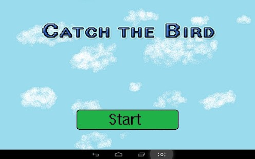 Catch the Bird - screenshot
