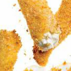 Crispy Baked Fish Sticks