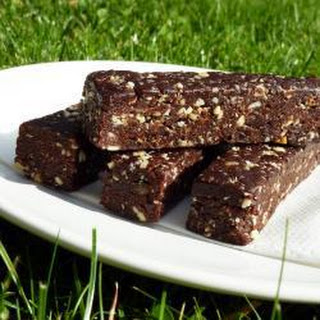 Energy Bar No Bake Healthy Recipes