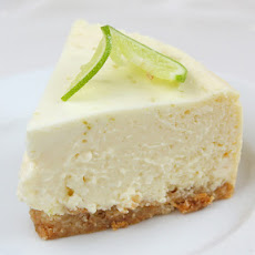 Margarita Lime Cheesecake