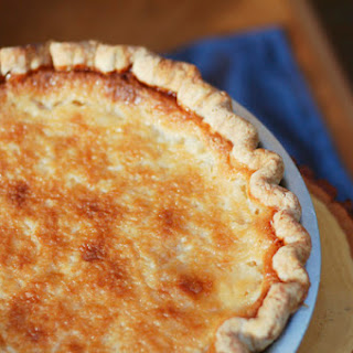 Custard Pie Without Eggs Recipes