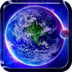 Earth Live Wallpaper 6.0 Apk