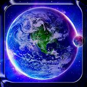 Erde Live Hintergrund