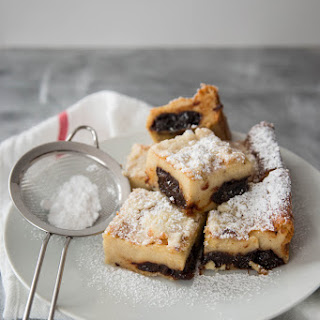 Far Breton with Port Soaked Prunes