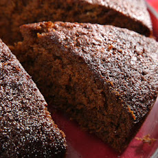 Fresh Ginger Cake Recipe