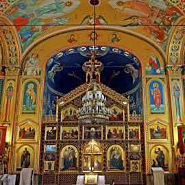 Orthodox by Khaled Ibrahim - Buildings & Architecture Places of Worship