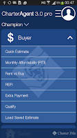 Screenshot of CharterAgent 3.0