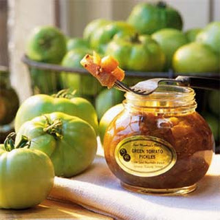 Green Tomato Pickles Gluten Free Recipes