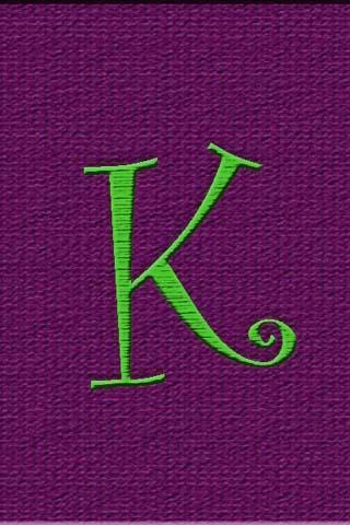 K會標動態壁紙