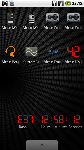 玩免費工具APP|下載Virtual Countdown Pro app不用錢|硬是要APP