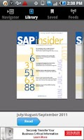 Screenshot of SAPinsider