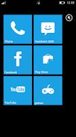 Screenshot of Modern UI Metro Icons