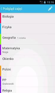 myTable - Timetable APK for Nokia