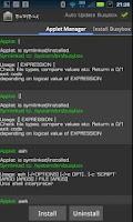 Screenshot of BusyBox