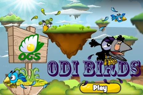 Odi Birds - screenshot