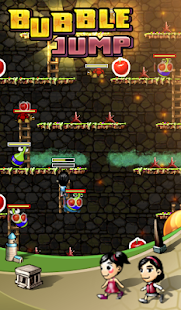 Bubble Jump - screenshot