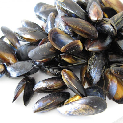 "Mussels ""BLT"""