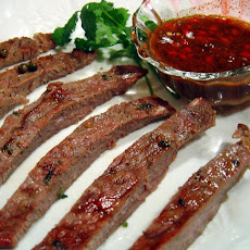 Weeping Tiger (Thai Marinated Beef)
