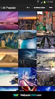 Screenshot of TravelPix HD