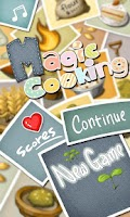 Screenshot of Magic Cooking