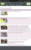Screenshot of RES Belgium
