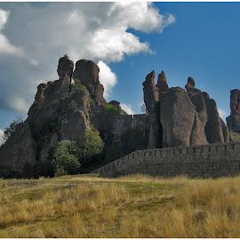Belogradchik Fortress by Valentin Georgiev - Landscapes Travel ( fortress, bulgaria )