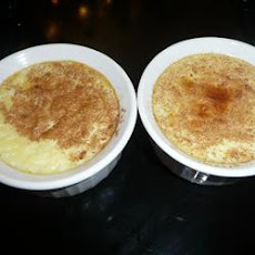 Baked Custard for Two