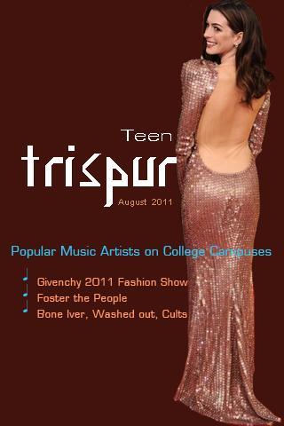 Trispur Teen Videos Aug 2011