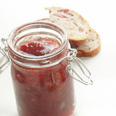 Balsamic-Plum Preserves