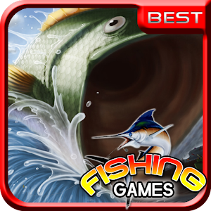 Game real fishing games apk for windows phone android for Kansas fish and game