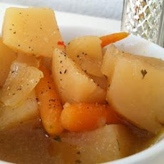 Lorene's Slow Cooker Potato Soup